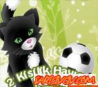 2 Kişilik Hayvan Futbolu Oyunu