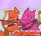 2 Kişilik Kedi Kavgası Oyunu