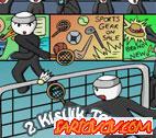 2 Kişilik Tenis Oyunu