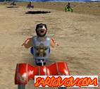 3 Tekerlekli Motor Yarışı Oyunu