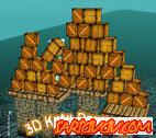 3D Kutu Devirme Oyunu