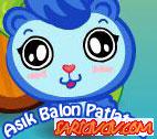 Aşık Balon Patlatma Oyunu