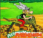 Asterix Motoru Oyunu