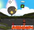 Asteroid Savaşı Oyunu