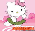 Balerin Hello Kitty  Oyunu