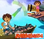 Balıkçı Dora ve Diego Oyunu