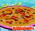 Balıklı Pizza Oyunu