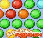 Balon Makinesi Oyunu