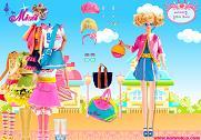 Barbie Bebeği Giydir