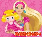 Barbie Bebek Bakma Oyunu