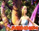 Barbie Büyülü Dünyada Oyunu