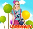 Barbie Çocuk Kıyafetleri Oyunu