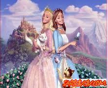 Barbie Doğada Oyunu