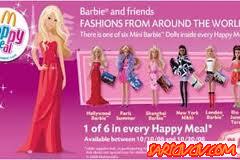 Barbie Dünya Modaları Oyunu