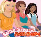 Barbie Dünya Turu Oyunu