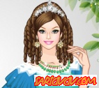 Barbie Kraliyet Prensesi Oyunu