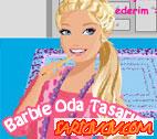 Barbie Oda Tasarımı Oyunu