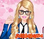 Barbie Okul Giysileri Oyunu