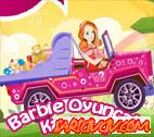 Barbie Oyuncak Kamyonu Oyunu