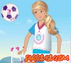 Barbie Top Sektirme Oyunu