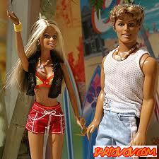 Barbie ve Sevgilisi Oyunu