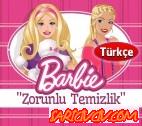 Barbie Zorunlu Temizlik Oyunu