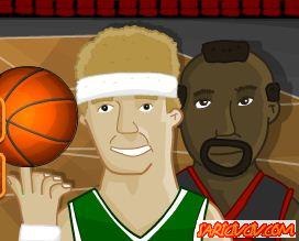 Basketçi Topları Oyunu