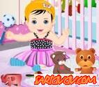 Bebek Odası Düzenleme Oyunu
