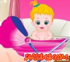 Bebek Yıkama Oyunu