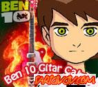 Ben 10 Gitar Çalma  Oyunu