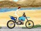 Bikinili Kız Motor