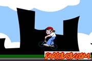 Bmx Bisiklet Şovu Oyunu