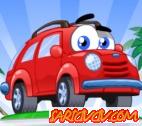 Bulmacalı Araba