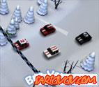 Buzda Araba Yarışı