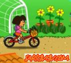 Çiçekçi Dora Oyunu
