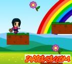 Çiçekçi Kız Oyunu