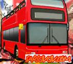 Çift Katlı Otobüs Park Et Oyunu