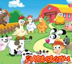 Çiftlik Dekorasyonu Oyunu