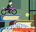 Çocuk Motoru Oyunu