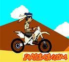Çölde Motor Sür Oyunu