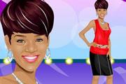 Rihannayı Süsleme