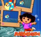 Dora Balık Resmi Çekme Oyunu