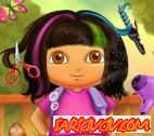 Dora Gerçek Saç Kesimi Oyunu