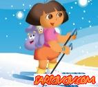 Dora Kayak Yapıyor Oyunu