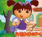 Dora Okula Gidiyor Oyunu