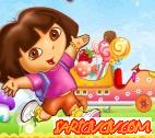 Dora Şeker Taşıma Oyunu