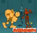 Dövüşçü Robot Oyunu