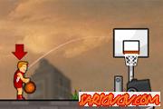 Eğlenceli basketbol Oyunu