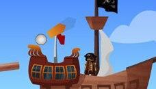 Eğlenceli Top Gemiye