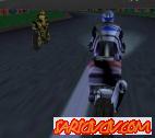 Gece Motor Yarışı Oyunu